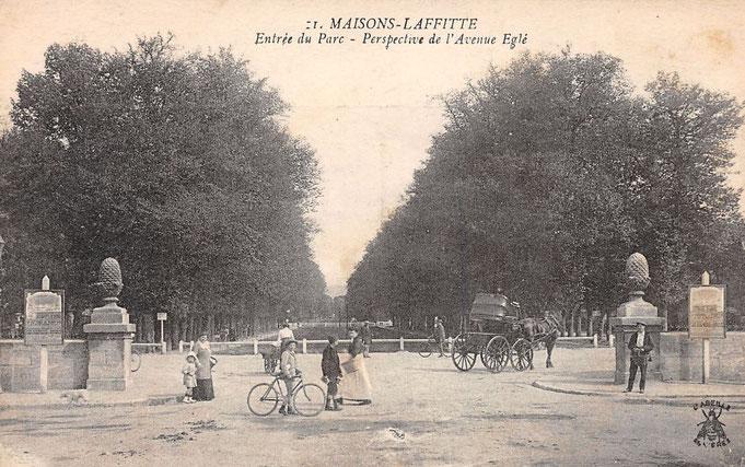 Avenue Eglé