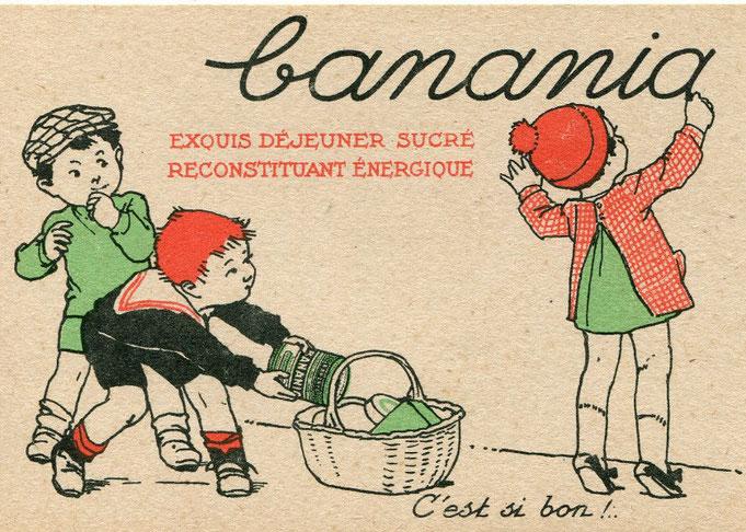 Banania, le Tour de France et le Cosmos