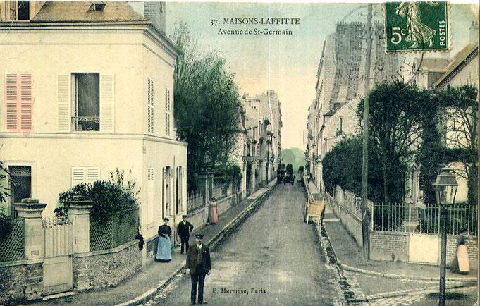Avenue de Saint Germain