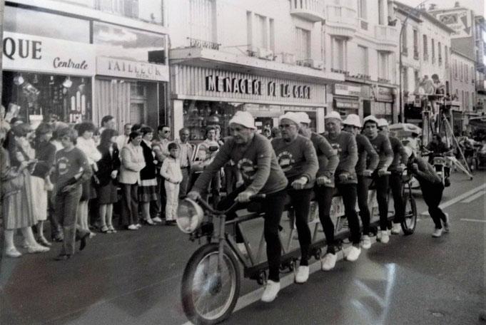 Images de fêtes dans les années 70-80