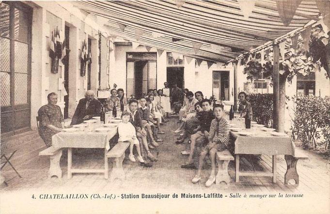La colonie de vacances des mansonniens