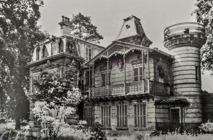 La Tour Malakoff, maison hantée disparue ?