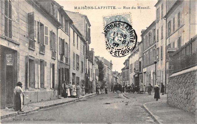 Quelques autres rues