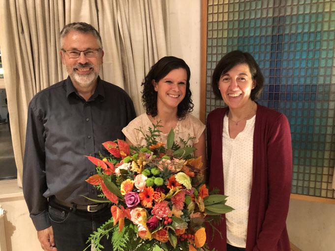 Ein schönes Wiedersehen mit Margot und Willi Putze in Memmingen war das am 11.November 2018. Sie hatten mich bereits im April diesen Jahres für ein Konzert gebucht. Das sind wahre Fans :)