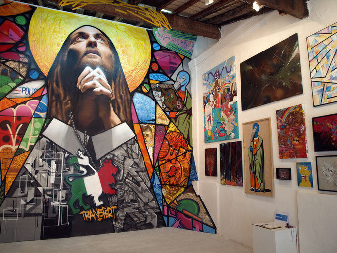 jahsus collectif transfert bordeaux le laboratoire 2015 graffiti street-art exposition spraypaint réalisme jean rooble filippo mozone odeg charl mioter disketer nerone skinjackin tack epis 777 le coktail kendo