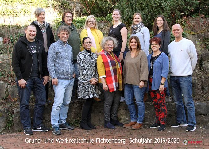 M. Wörner, G. Löbel, Pfarrerin Braxmaier, A. Huschmann, C. Groß, K. Grajer, C. Müller, A. Haller, Sekretärin S. Deininger, I. Harr, I. Seehuber, J. Nagel, B. Jäger