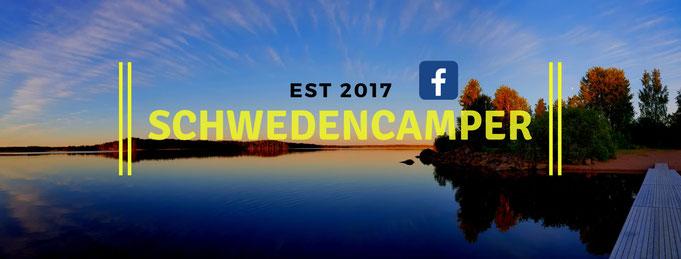 Logo Schwedencamper Facebook Gruppe