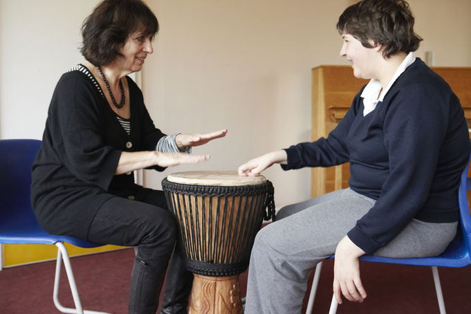 Drumming and Healing Benefits of Music