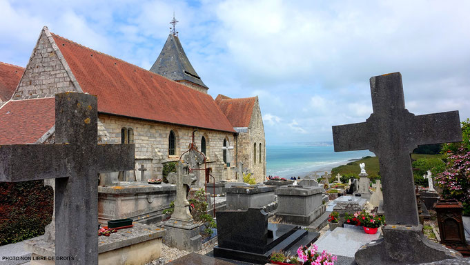 Eglise de Varangeville-sur Mer, Normandie