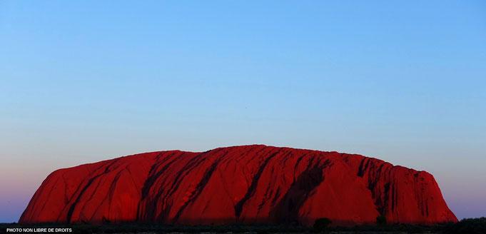 Uluru, le mystérieux, Australie