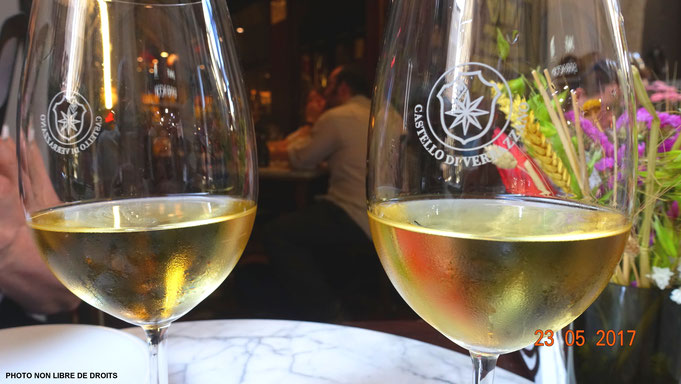Vino bianco italiano, Florence