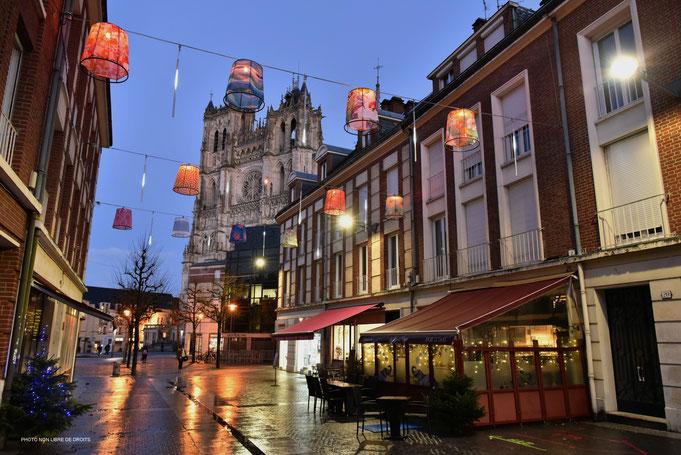Rue à Amiens