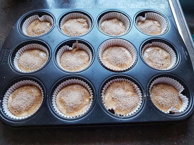 Milchreis Muffins