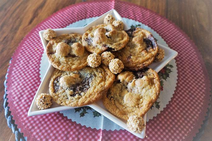 einfache Giotto Cookies l Giotto Plaetzchen l Ma caffe e veramente perfetto solo con Giotto