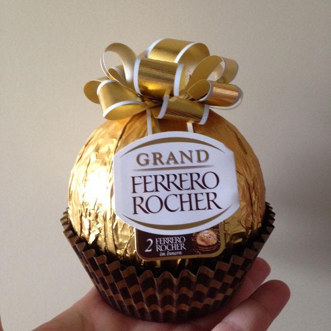 Grand FERRERO ROCHER |Was ist drin? | Spoileralarm