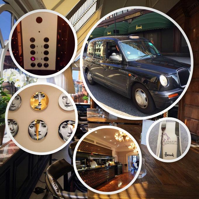 Tea Time im Harrods in London | Erfahrungsbericht in UK