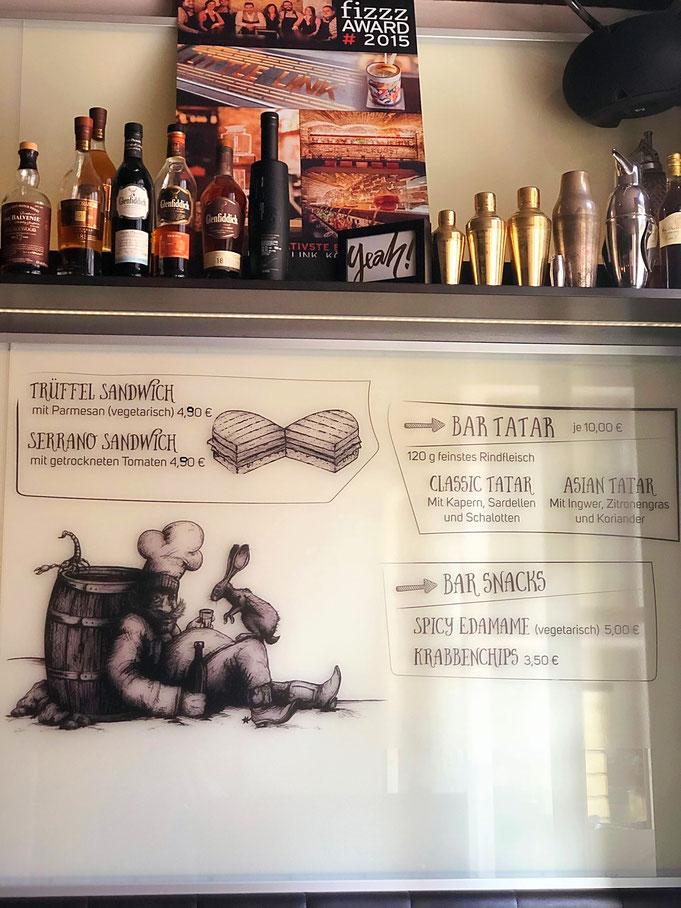 Cocktailbar im belgischen Viertel in Koeln l Little Link l Yoshi Cocktail
