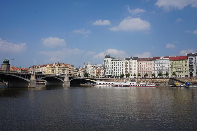 Erfahrungsbericht - Schifffahrt- Schifftour auf der Moldau in Prag