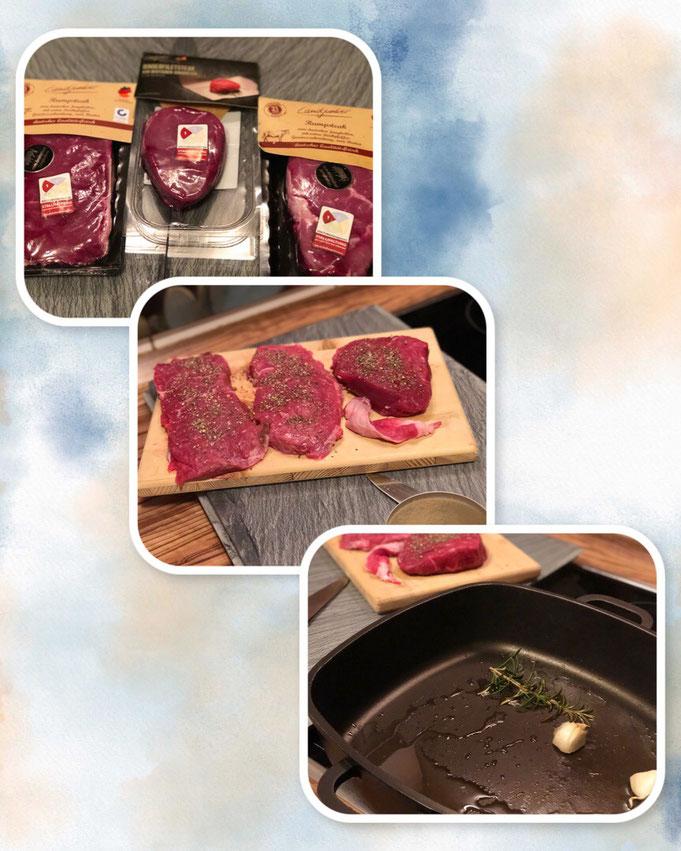 Wie brate ich ein Steak Medium l So einfach gelingt das saftige Steak