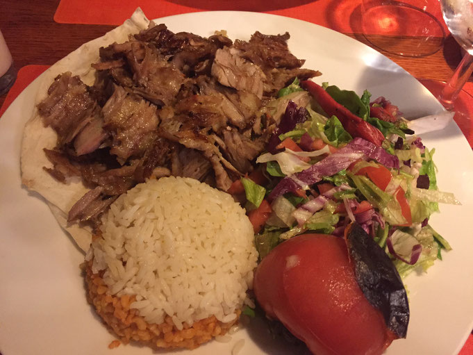 Asmali Konak Restaurant Koeln Keupstrasse | Yaprak Doener |  Erfahrungsbericht