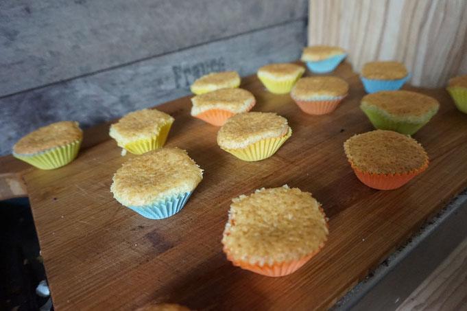 Rezept Mini Vanille Muffins Saftig Und Vanillig Low Carb Rezepte