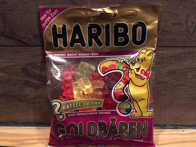 Haribo Goldbaeren Raetsel edition | SPOILERALARM