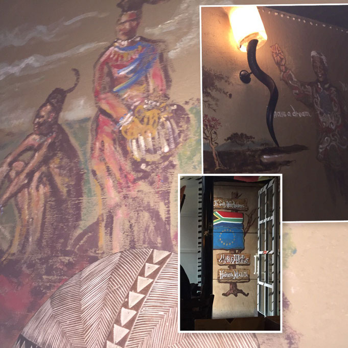 Afrikanisches Restaurant Bobotie in Koeln  Erfahrungsbericht