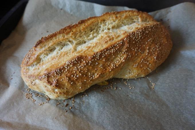original Tuerkisches Ayran - Brot  | Tuerkei Urlaubsfeeling  | ekmek