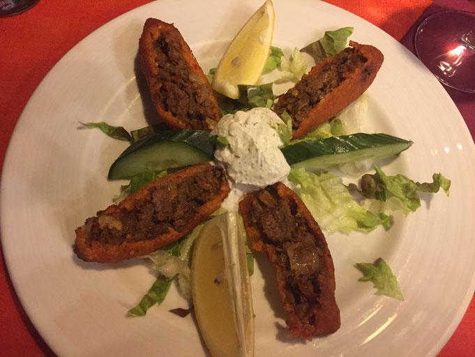 Asmali Konak Restaurant Koeln Keupstrasse | Icli Koefte |  Erfahrungsbericht