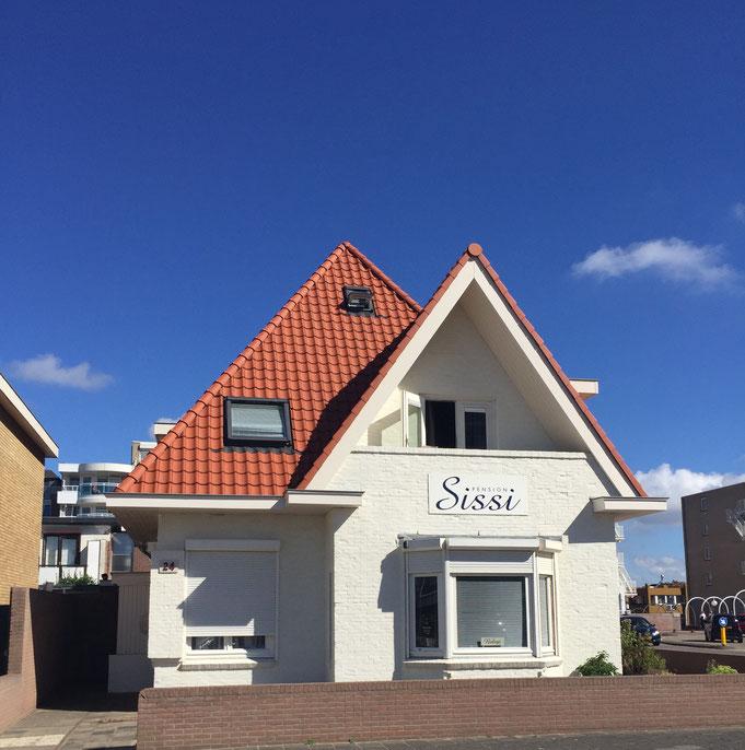 Hotel Pension Sissi in Zandvoort - Erfahrungsbericht