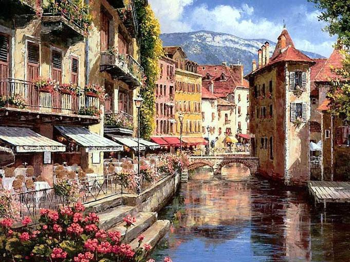 Швейцарские зарисовки