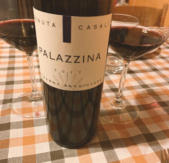 Palazzina Romagna DOC Sangiovese Superiore 2017