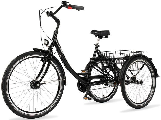 Dreirad für Erwachsene Pfau Tec Proven