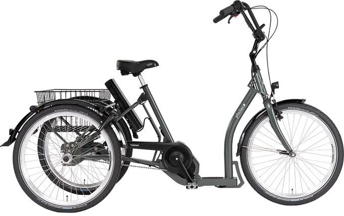 Dreirad für Erwachsene Pfau Tec Torino