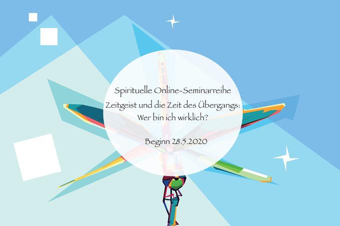 Spirituelles online seminar Beginn 28.5.20202