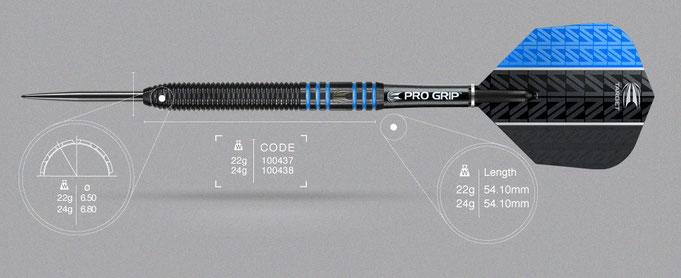 Target Vapor 8 Black Blue