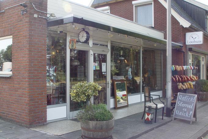 Loohuis antiek, antiek winkel, antiek shop, antieke kasten, antieke dressoirs, antieke klokken, klokken winkel, klokken reparatie, klokkenmaker, geesteren, loohuis, antiekzaak