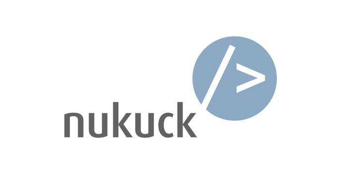 Logo Design abstrakt Kreis, typografisch