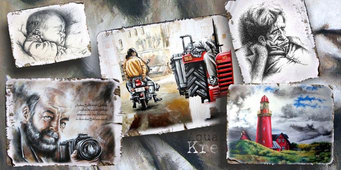 Portrait, Babyzeichnung, geschenk, Geburt, charakterkopf, gesichtsstudie, leuchtturm dänemark, traktor, präsent , Fotografen, Acryl, Babyzeichnung Bleistift, Leuchturmgemälde Acryl, federzeichnung, Trecker, Motorradbild,Acrylleinwand, bleiststiftzeichnung