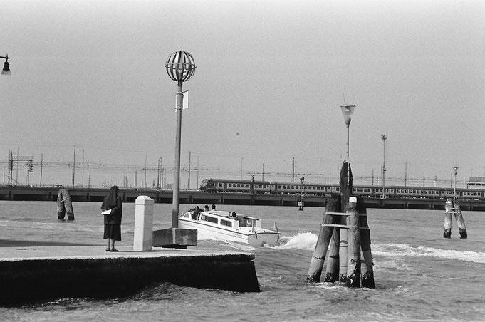 Venezia, Ponte della Libertà
