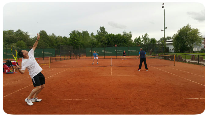 Tennisschule Raffael van Deest Erwachsenen-Training Mannschafts-Training