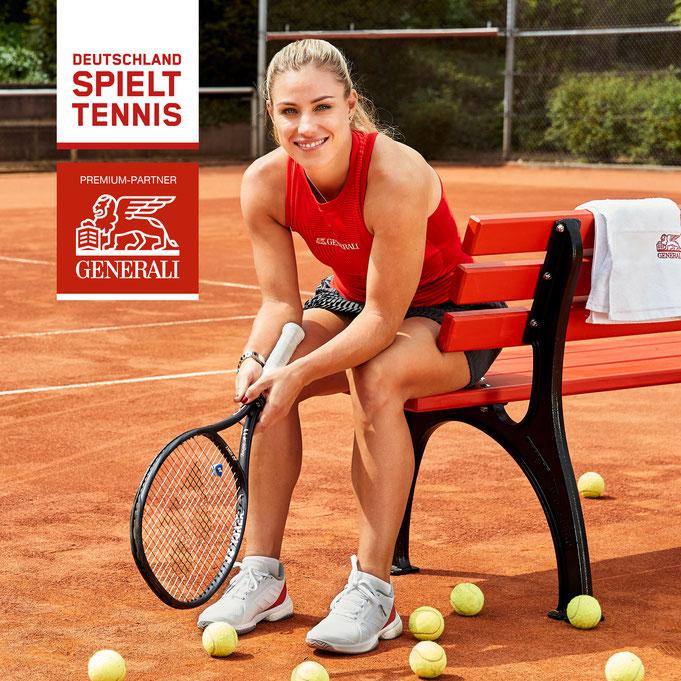 Tennisschule Raffael van Deest staatlich geprüfter Tennislehrer (VDT) B-Trainer (DTB) Deutschland spielt Tennis 2019