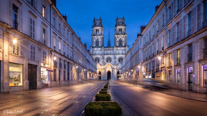 orléans, cathédrale