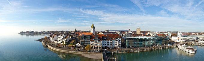 Friedrichshafener Bodenseeufer