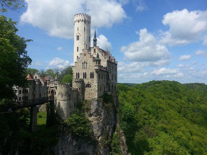 Schloss Reutlingen - perfekte Kulisse für schöne Hochzeitsbilder