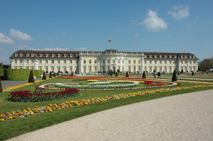 Barokschloss Ludwigsburg