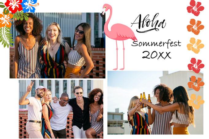 Bild mit Greenscreen Technologie für München