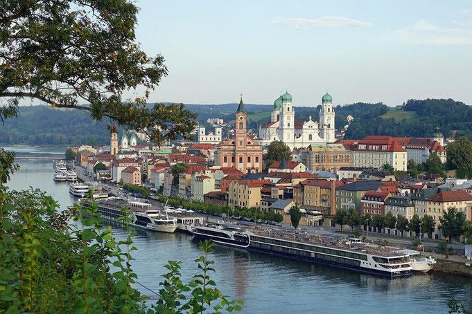 Stadt Passau an der Donau