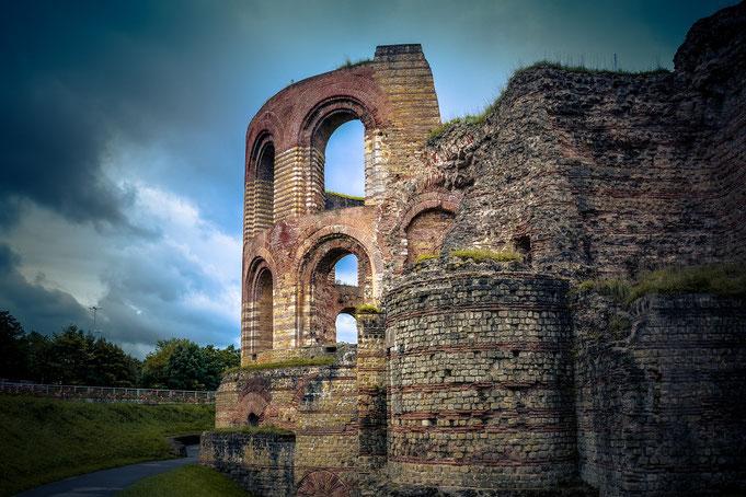 Historisches Gebäude in Trier