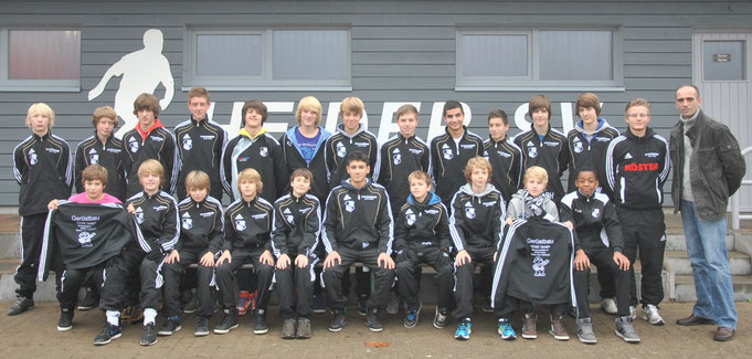November  ☆ C Jugend Heider SV -Saison 2011/12